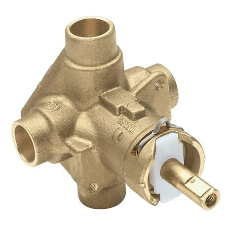 moen posi temp cartridge moen brass in posi temp pressure balancing cycling