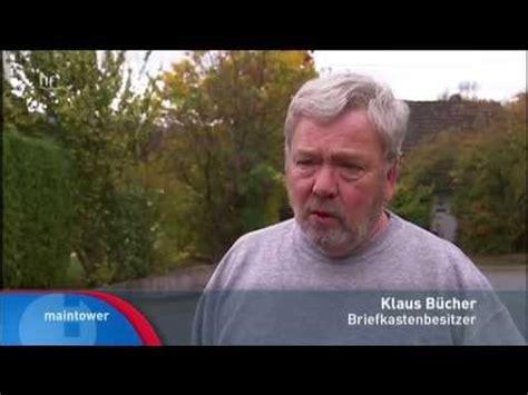 deutsche post leer tv doku deutsche post l 228 sst in hessen 400 briefk 228 sten leer