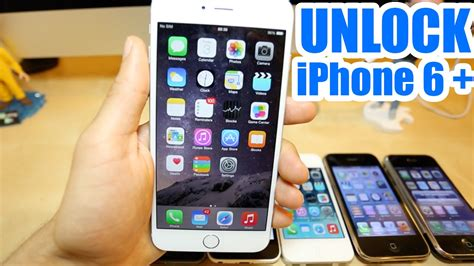 how to unlock an at t iphone how to unlock iphone 6 plus at t rogers t mobile