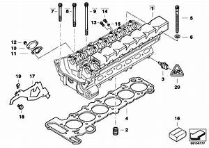 Original Parts For E83 X3 3 0i M54 Sav    Engine   Cylinder