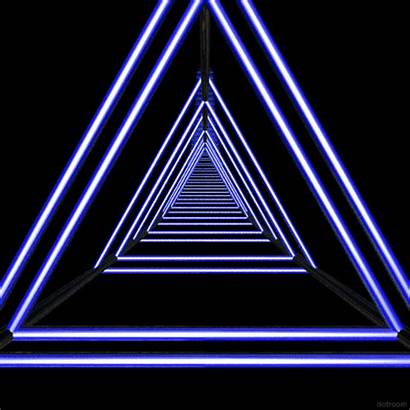 Triangle Cool Dope Trippy Symbol Crazy Lsd