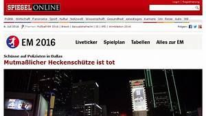 Spiegel On Line : ivw online nachrichtenseiten profitieren vom brexit ~ Buech-reservation.com Haus und Dekorationen