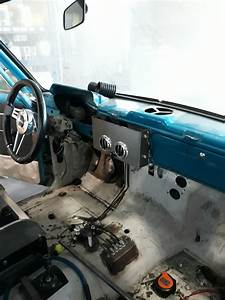 Not A Miata  Fe3n Holset 73 Ford Courier Build