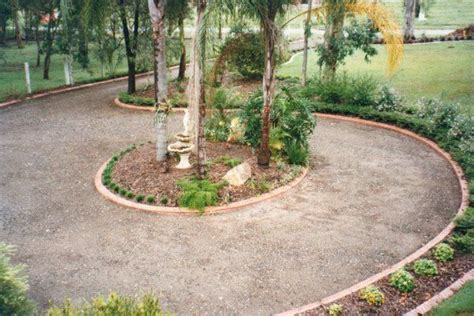 circular driveway design ideas turn around driveways this exle shows exactly how great an effect eurostyle 174 concrete