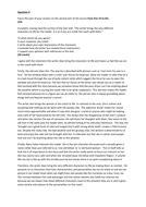 aqa english language gcse paper  section  prep teaching resources