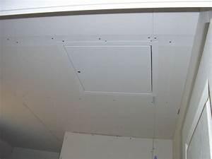 Trappe Visite Placo : construire avec maison phenix notre histoire mercredi ~ Premium-room.com Idées de Décoration
