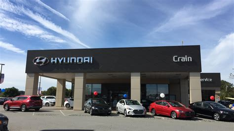 crain     car dealer  central arkansas