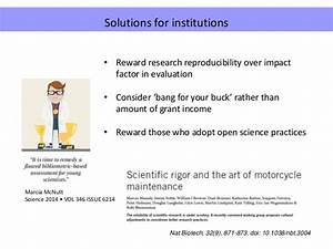 What is the reproducibility crisis in science and what can ...