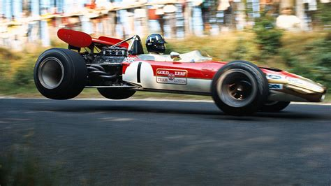 25 British Cars To Drive Before You Die 18) Lotus 49