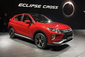 Mitsubishi plays Qashqai: meet the new 2018 Eclipse Cross ...
