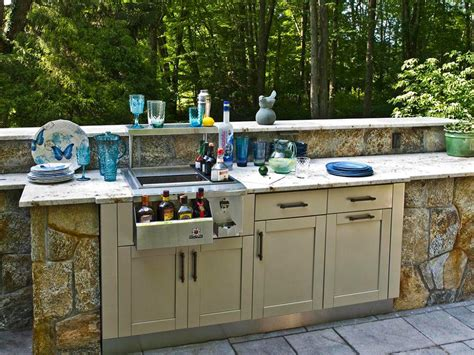 outdoor kitchen storage tips for building an outdoor kitchen in tallahassee 1308