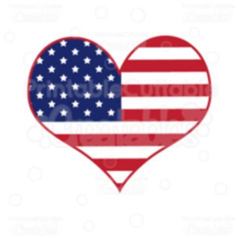 patriotic stars  svg cut files clipart