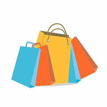 Shopping Bags Colorful Retail Ks Maker Graphicsprings
