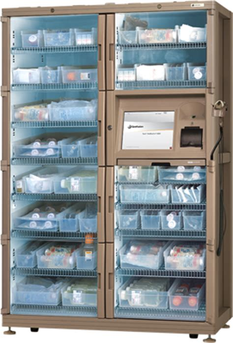 medication dispensing pyxis medstation system bd