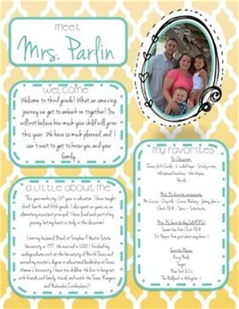 free meet the template all about the back to school printables backtoschool gifts http www tiffanycovipshop