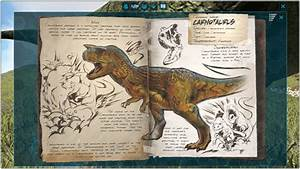 Ark Carno Guide  Abilities  Taming  Food  Saddle  Breeding