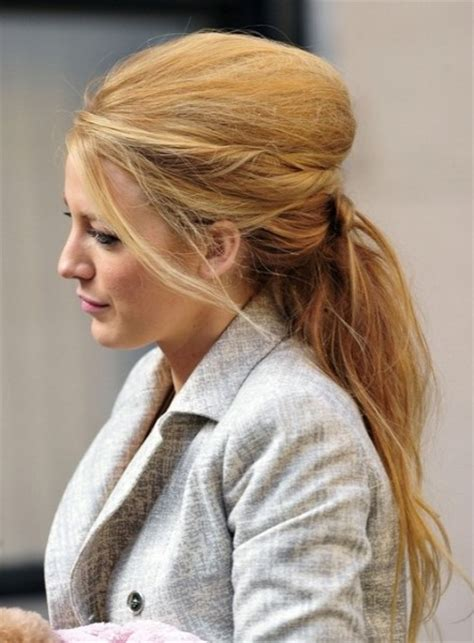 chic ways    ponytail hairstyle indian