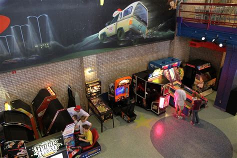 pizza planet dining areas  arcade photo