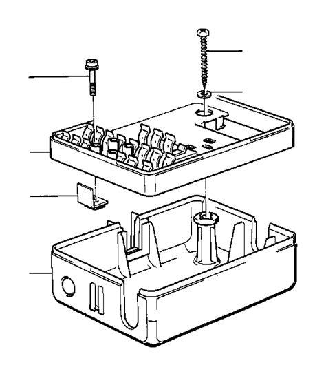 Bmw Fuse Box Clicking by Bmw 524td Wiring Box Fuse 61131368305 Bmw Northwest