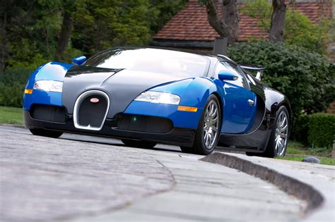 2007 Bugatti Veyron 1,001 Hp & 922 Lb-ft Of Torque
