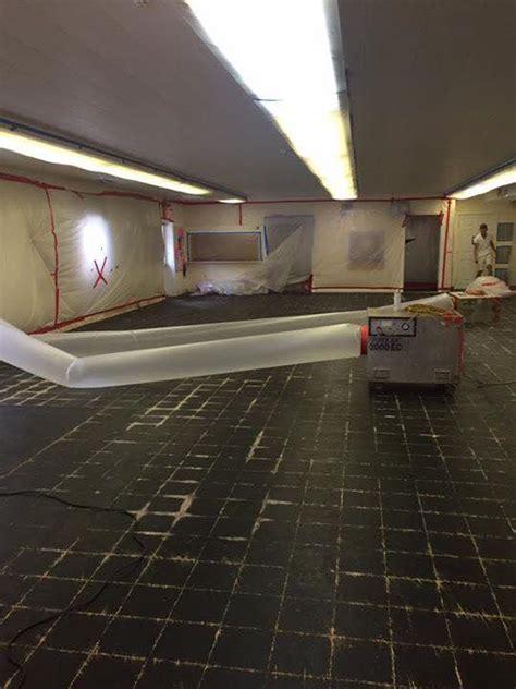 asbestos abatement asbstos floor tile removal oxford