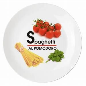 Assiette Pour Pates : assiettes pasta della mamma une id e de cadeau original ~ Teatrodelosmanantiales.com Idées de Décoration