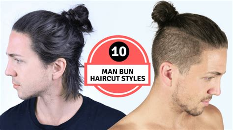 man bun haircut styles for men number 3 will shock you