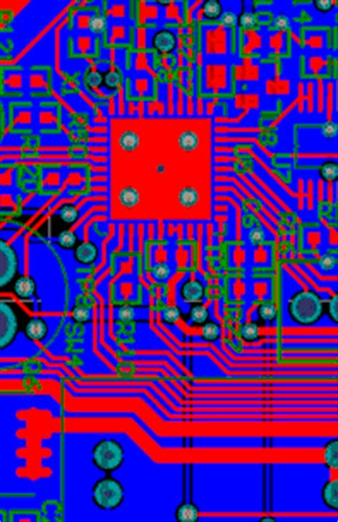 Signal Integrity Electronic Design Circuit Board