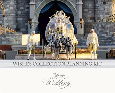Tips For Completing Your Disney Wedding Planning Kit