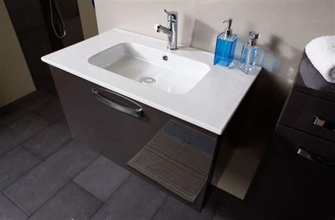 vasque de salle de bain conforama meuble sous vasque salome coloris