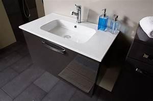 Meuble Evier Salle De Bain : vasque de salle de bain conforama photo 14 15 meuble ~ Dailycaller-alerts.com Idées de Décoration