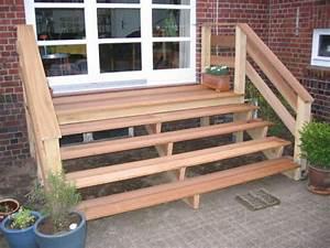 Außentreppe Holz Selber Bauen : ausentreppen aus holz selber bauen ~ Lizthompson.info Haus und Dekorationen