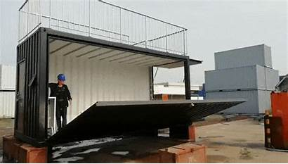 Container Hydraulic Shipping Automatic Modified Prefabcontainerhomes Homes
