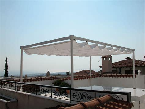 gazebo per terrazza awnings tenda da sole design shadelab leaf