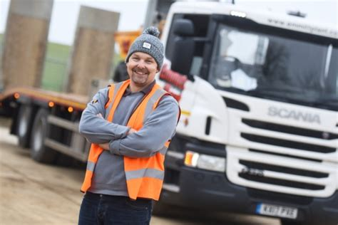 Norfolk Lorry Driver Hailed A Hero After Rescuing Pregnant