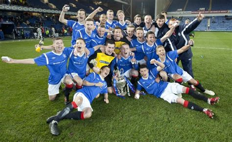 gers win glasgow cup rangers football club official website