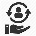 Icon Employee Hire Hr Icons Resources Management