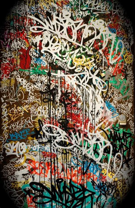 Is Graffiti A Form Of Art On The Streets Or Is It