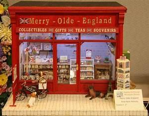 Merry Old England : 1000 images about miniature shops on pinterest toys dollhouse miniatures and general store ~ Fotosdekora.club Haus und Dekorationen