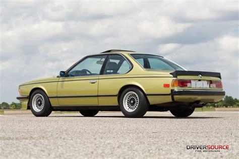 Bmw 633csi by 1978 Bmw 633csi Driversource Motorcars Houston Tx