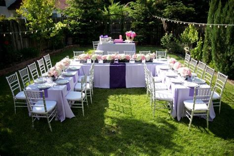 backyard wedding reception small backyard wedding best photos page 2 of 4
