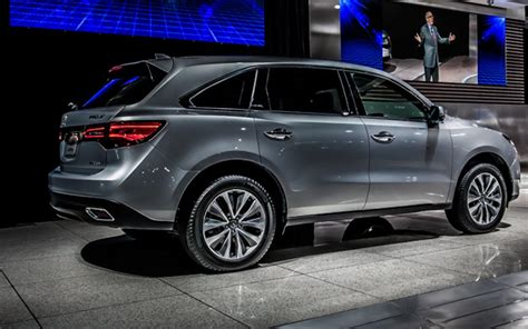 Acura Mdx Wallpaper by Acura Mdx Iii 2015 Wallpaper Auto Database
