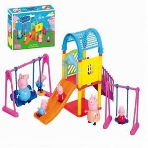 Toboggan Enfant Pas Cher : peppa pig jeux et jouets pour fille de 2 ans 3 ans 4 ~ Dailycaller-alerts.com Idées de Décoration