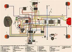 Ural  U0026 Dnepr Motorcycles Wiring Diagrams
