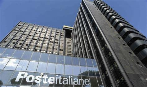 Sede Poste Italiane Fondo Europa Immobiliare 1 Si Profilano Grosse Perdite