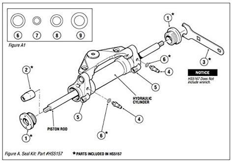 Seal Steering Diagram by Sea Parts Diagram Downloaddescargar
