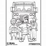 Sparky Pad Colouring Coloring Nfpa sketch template