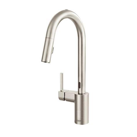 kitchen sink faucets moen moen neck kitchen faucet 5797