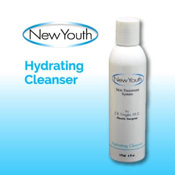 hydrating cleanser aesthetic sculpture clinic