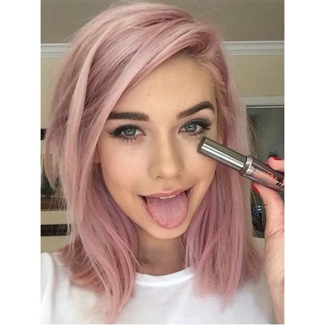 haare pastell rosa haare pastell rosa stilvolle frisur website foto
